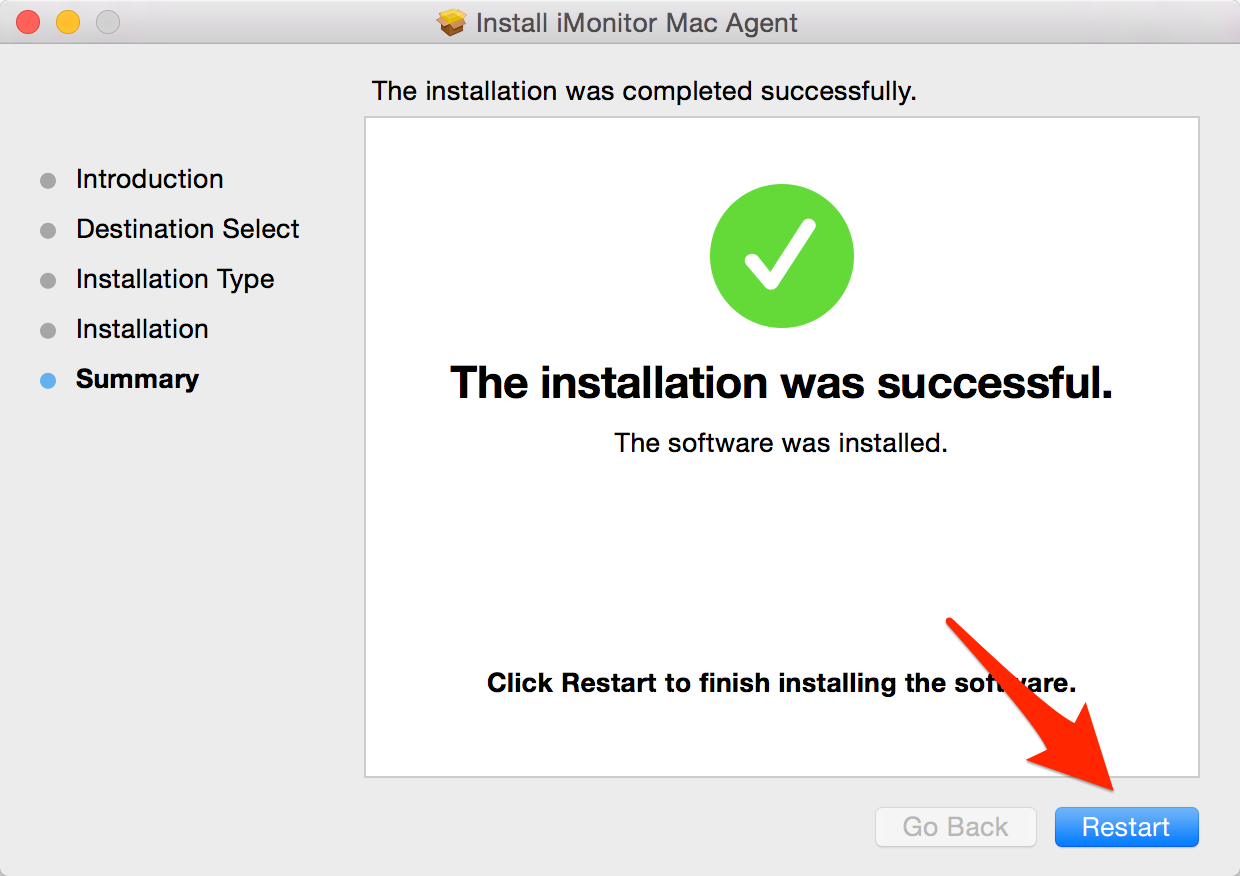 iMonitor Mac Keylogger User Guide
